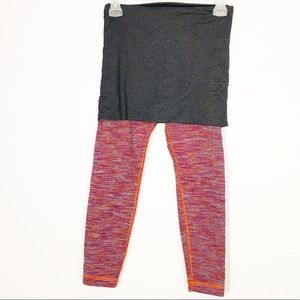 61622f6816 lululemon athletica Pants - Lululemon Yin To You Crop in Wee Are From Space  4